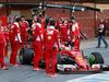 TEST F1 BARCELLONA 1 MARZO, Kimi Raikkonen (FIN) Ferrari SF16-H. 01.03.2016.