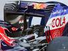 TEST F1 BARCELLONA 1 MARZO, Scuderia Toro Rosso STR11 rear wing detail. 01.03.2016.