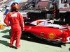 TEST F1 BARCELLONA 1 MARZO, Kimi Raikkonen (FIN) Ferrari SF16-H stops at the end of the pit lane. 01.03.2016.