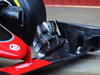 TEST F1 BARCELLONA 22 FEBBRAIO, Haas VF-16 front wing detail. 22.02.2016.