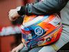TEST F1 BARCELLONA 22 FEBBRAIO, The helmet of Romain Grosjean (FRA) Haas F1 Team. 22.02.2016.