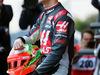 TEST F1 BARCELLONA 22 FEBBRAIO, Esteban Gutierrez (MEX) Haas F1 Team at the Haas VF-16 unveiling. 22.02.2016. F