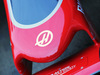 TEST F1 BARCELLONA 22 FEBBRAIO, Haas VF-16 nosecone detail. 22.02.2016.