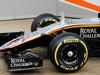 TEST F1 BARCELLONA 22 FEBBRAIO, Sahara Force India F1 VJM09 detail. 22.02.2016.