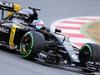 TEST F1 BARCELLONA 22 FEBBRAIO, Jolyon Palmer (GBR) Renault Sport F1 Team R16 . 22.02.2016.