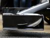 TEST F1 BARCELLONA 22 FEBBRAIO, Mercedes AMG F1 W07 Hybrid front wing detail. 22.02.2016.