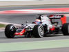 TEST F1 BARCELLONA 22 FEBBRAIO, Romain Grosjean (FRA) Haas F1 Team VF-16 with front wing missing. 22.02.2016.