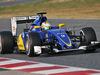 TEST F1 BARCELLONA 23 FEBBRAIO, Marcus Ericsson (SWE) Sauber C34 running sensor equipment. 23.02.2016.