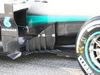 TEST F1 BARCELLONA 23 FEBBRAIO, Nico Rosberg (GER) Mercedes AMG F1 W07 Hybrid - sidepod detail. 23.02.2016.