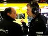 TEST F1 BARCELLONA 23 FEBBRAIO, Nick Chester (GBR), Technical Director, Renault Sport F1 Team e Frederic Vasseur (FRA), Renault Sport F1 Team, Racing Director  23.02.2016.