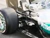 TEST F1 BARCELLONA 23 FEBBRAIO, Nico Rosberg (GER) Mercedes AMG F1 W07 Hybrid - rear suspension detail. 23.02.2016.