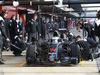 TEST F1 BARCELLONA 23 FEBBRAIO, Fernando Alonso (ESP) McLaren MP4-31 running sensor equipment. 23.02.2016.