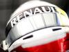 TEST F1 BARCELLONA 23 FEBBRAIO, Helmet of Kevin Magnussen (DEN), Renault Sport F1 Team  23.02.2016.