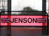 TEST F1 BARCELLONA 24 FEBBRAIO, Pit board for Jenson Button (GBR) McLaren. 24.02.2016.