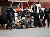 TEST F1 BARCELLONA 24 FEBBRAIO, Nico Hulkenberg (GER) Sahara Force India F1 VJM09  24.02.2016.