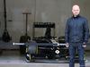 TEST F1 BARCELLONA 24 FEBBRAIO, Jan Magnussen (DEN), father of Kevin Magnussen (DEN) Renault Sport F1 Team. 24.02.2016.