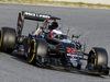 TEST F1 BARCELLONA 24 FEBBRAIO, Jenson Button (GBR) McLaren MP4-31 running sensor equipment. 24.02.2016.