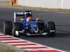 TEST F1 BARCELLONA 25 FEBBRAIO, Felipe Nasr (BRA) Sauber C34. 25.02.2016.