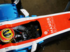 TEST F1 BARCELLONA 25 FEBBRAIO, Rio Haryanto (IDN) Manor Racing MRT05. 25.02.2016.