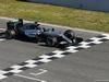 TEST F1 BARCELLONA 25 FEBBRAIO, Nico Rosberg (GER) Mercedes AMG F1 W07 Hybrid. 25.02.2016.