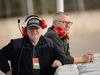 TEST F1 BARCELLONA 2 MARZO, Norbert Vettel (GER). 02.03.2016.