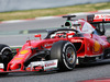 TEST F1 BARCELLONA 3 MARZO, Kimi Raikkonen (FIN) Ferrari SF16-H running a cockpit cover. 03.03.2016.