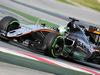 TEST F1 BARCELLONA 3 MARZO, Nico Hulkenberg (GER) Sahara Force India F1 VJM09. 03.03.2016.