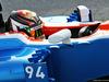 TEST F1 BARCELLONA 3 MARZO, Pascal Wehrlein (GER) Manor Racing MRT05. 03.03.2016.