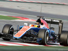 TEST F1 BARCELLONA 3 MARZO, Pascal Wehrlein (GER) Manor Racing MRT05. 03.03.2016.