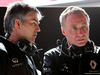 TEST F1 BARCELLONA 3 MARZO, Nick Chester (GBR), Technical Director, Renault Sport F1 Team  e Bob Bell (GBR) Renault Sport Formula One Team  03.03.2016.
