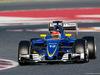 TEST F1 BARCELLONA 3 MARZO, Felipe Nasr (BRA) Sauber C35. 03.03.2016.