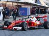 TEST F1 BARCELLONA 4 MARZO, Sebastian Vettel (GER) Ferrari SF16-H running the Halo cockpit cover. 04.03.2016.
