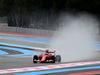 TEST F1 PIRELLI 25 GENNAIO PAUL RICARD, Kimi Raikkonen (FIN), Ferrari  25.01.2016.