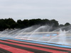 TEST F1 PIRELLI 25 GENNAIO PAUL RICARD, Wet system on track 25.01.2016.