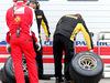 TEST F1 PIRELLI 25 GENNAIO PAUL RICARD, Pirelli technicians 25.01.2016.
