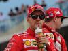 GP ABU DHABI, 26.11.2017 - Sebastian Vettel (GER) Ferrari SF70H e Kimi Raikkonen (FIN) Ferrari SF70H