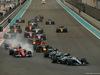 GP ABU DHABI, 26.11.2017 - Gara, Start of the race, Sebastian Vettel (GER) Ferrari SF70H