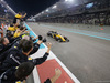 GP ABU DHABI, 26.11.2017 - Gara, Nico Hulkenberg (GER) Renault Sport F1 Team RS17