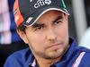 GP ABU DHABI, 23.11.2017 -  Sergio Perez (MEX) Sahara Force India F1 VJM010