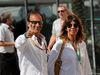 GP ABU DHABI, 23.11.2017 - Emanuele Pirro (ITA), FIA Steward e sua moglie