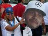 GP ABU DHABI, 23.11.2017 -  A fan of Lewis Hamilton (GBR) Mercedes AMG F1 W08