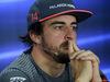 GP ABU DHABI, 23.11.2017 -  Conferenza Stampa, Fernando Alonso (ESP) McLaren MCL32