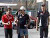 GP ABU DHABI, 25.11.2017 - (L-R) Callum Ilott, Pierre Gasly (FRA) Scuderia Toro Rosso STR12 e Brendon Hartley (NZL) Scuderia Toro Rosso STR12