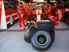 GP ABU DHABI, 25.11.2017 - Free Practice 3, Sebastian Vettel (GER) Ferrari SF70H e Pirelli Tyres