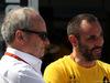 GP AUSTRALIA, 26.03.2017 - Jerome Stoll (FRA) Renault Sport F1 President e Cyril Abiteboul (FRA) Renault Sport F1 Managing Director
