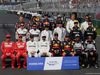 GP AUSTRALIA, 26.03.2017 - The drivers partenza of season group photograph.