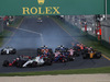 GP AUSTRALIA, 26.03.2017 - Gara, Start of the race, Romain Grosjean (FRA) Haas F1 Team VF-17 e Felipe Massa (BRA) Williams FW40