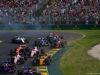 GP AUSTRALIA, 26.03.2017 - Gara, Start of the race, Kevin Magnussen (DEN) Haas F1 Team VF-17