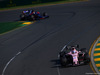 GP AUSTRALIA, 26.03.2017 - Gara, Sergio Perez (MEX) Sahara Force India F1 VJM010