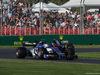 GP AUSTRALIA, 26.03.2017 - Gara, Antonio Giovinazzi (ITA) Sauber C36